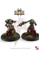 Prodos Games Warzone: Dark Legion Necromutant Leaders