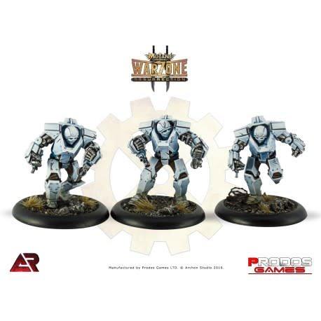 Prodos Games Warzone: Bauhaus Juggernauts