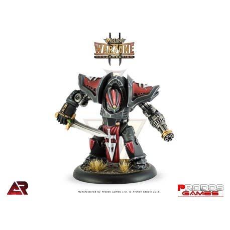 Prodos Games Warzone: Brotherhood Judicator