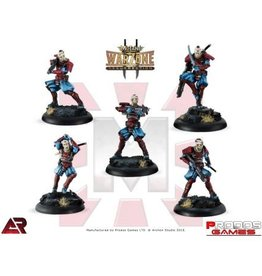 Prodos Games Warzone: Mishima Ronin Samurai