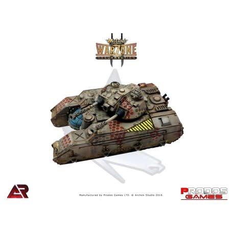 Prodos Games Warzone: Capitol AFT-210 Leviathan Battle Tank