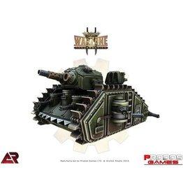 Prodos Games Warzone: Bauhaus GBT-49 Grizzly