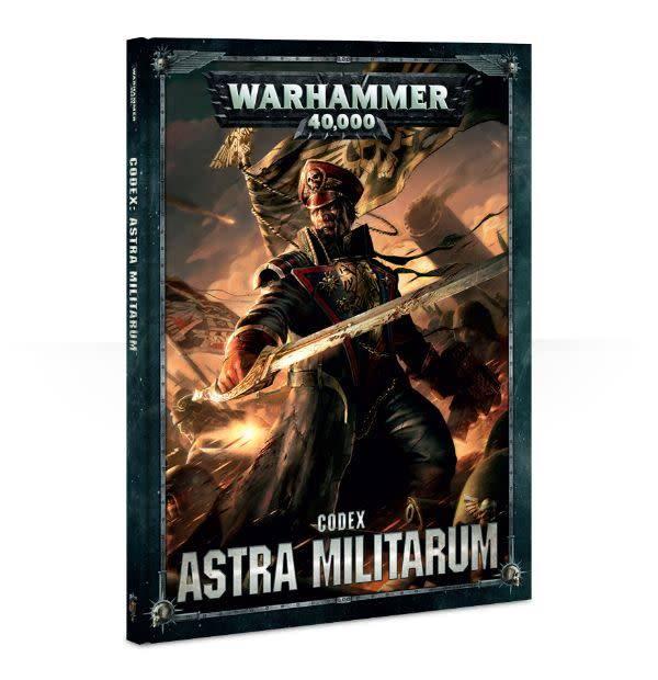 Games Workshop Codex: Astra Militarum