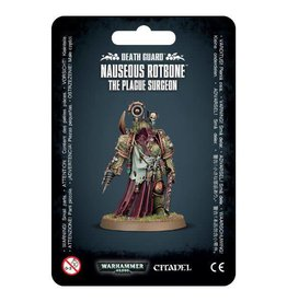 Games Workshop Nauseous Rotbone, the Plague Surgeon