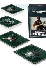 Games Workshop Datacards: Astra Militarum