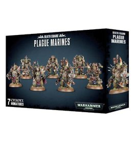 Games Workshop Death Guard Plague Marines