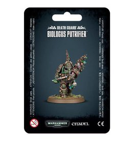 Games Workshop Biologus Putrifier