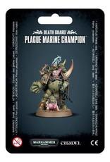 Games Workshop Plague Marine Champion