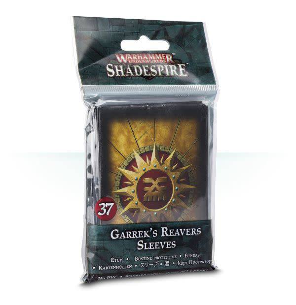 Games Workshop Warhammer Underworlds: Shadespire – Garrek's Reavers Sleeves