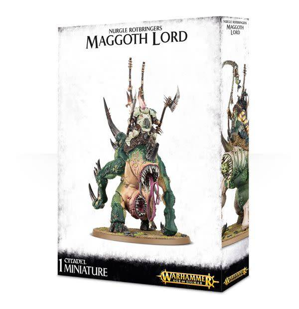 Games Workshop Maggoth Lord: Orghotts Daemonspew