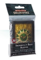 Games Workshop Warhammer Underworlds: Shadespire – Ironskull's Boyz Sleeves