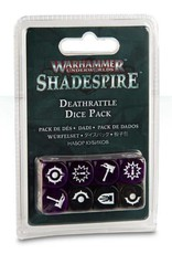 Games Workshop Warhammer Underworlds: Shadespire - Deathrattle Dice Pack