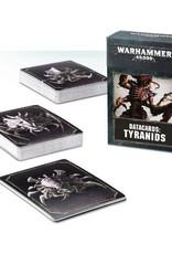 Games Workshop Datacards: Tyranids