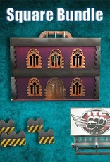 Frontline Gaming ITC Terrain Series: Urban Square Bundle