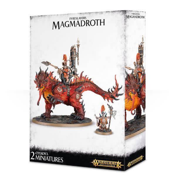 Games Workshop Magmadroth