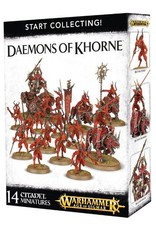 Games Workshop Start Collecting! Daemons of Khorne
