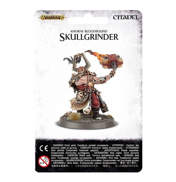 Games Workshop Skullgrinder
