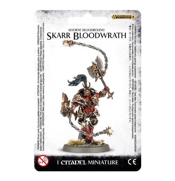 Games Workshop Skarr Bloodwrath