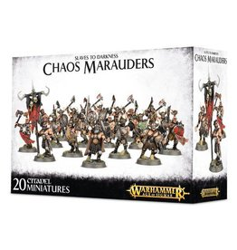Games Workshop Chaos Marauders