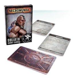 Games Workshop Goliath Gang Cards