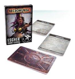 Games Workshop Escher Gang Cards