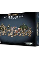 Games Workshop Battleforce Astra Militarum Battlegroup