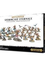 Games Workshop Battleforce Stormcast Eternals Vanguard Brotherhood