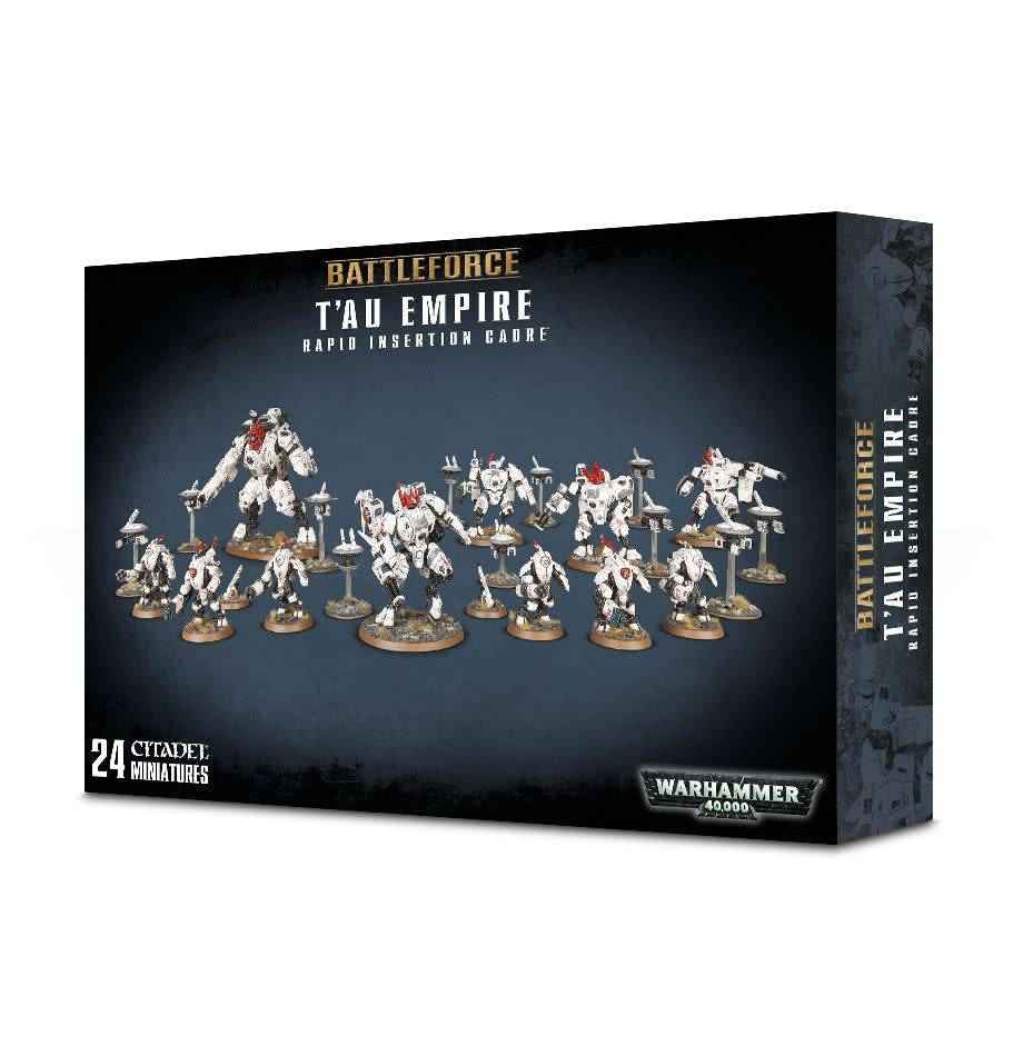 Games Workshop Battleforce T'au Empire Rapid Insertion Force