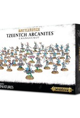 Games Workshop Battleforce Tzeentch Arkanites Changecult