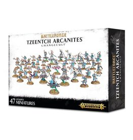 Games Workshop Battleforce Tzeentch Arkanites Changecult