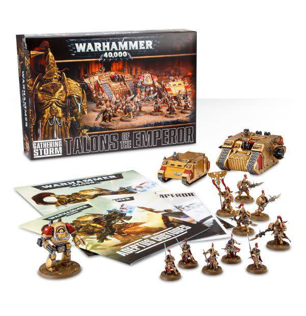 Games Workshop Talons of the Emperor