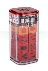 Games Workshop Blood Angels Dice