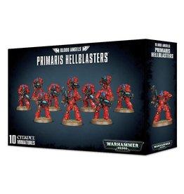 Games Workshop Blood Angels Primaris Hellblasters