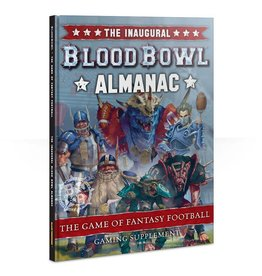 Games Workshop The Inaugural Blood Bowl Almanac