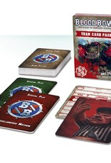 Games Workshop Blood Bowl Team Card Pack – Orc Team