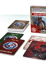 Games Workshop Blood Bowl Team Card Pack – Human Team