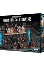 Games Workshop Thermic Plasma Regulators