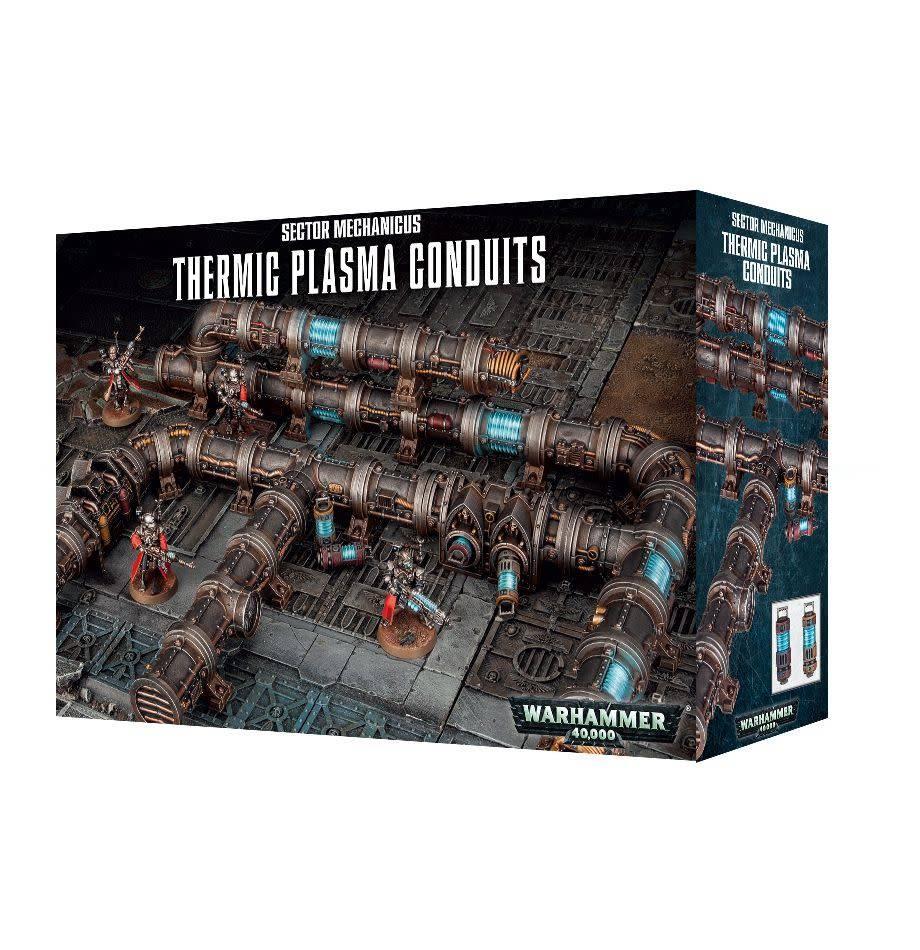 Games Workshop Thermic Plasma Conduits