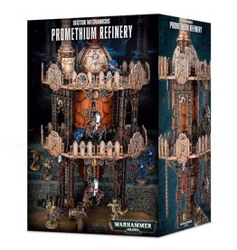 Games Workshop Promethium Refinery