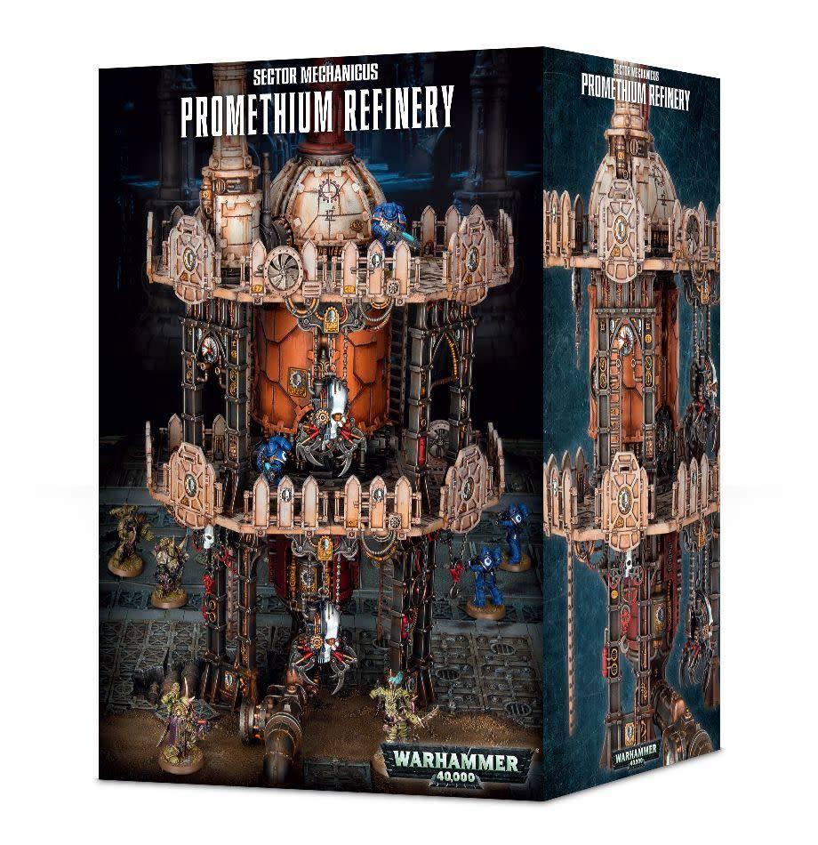 Games Workshop Promethium Refinery