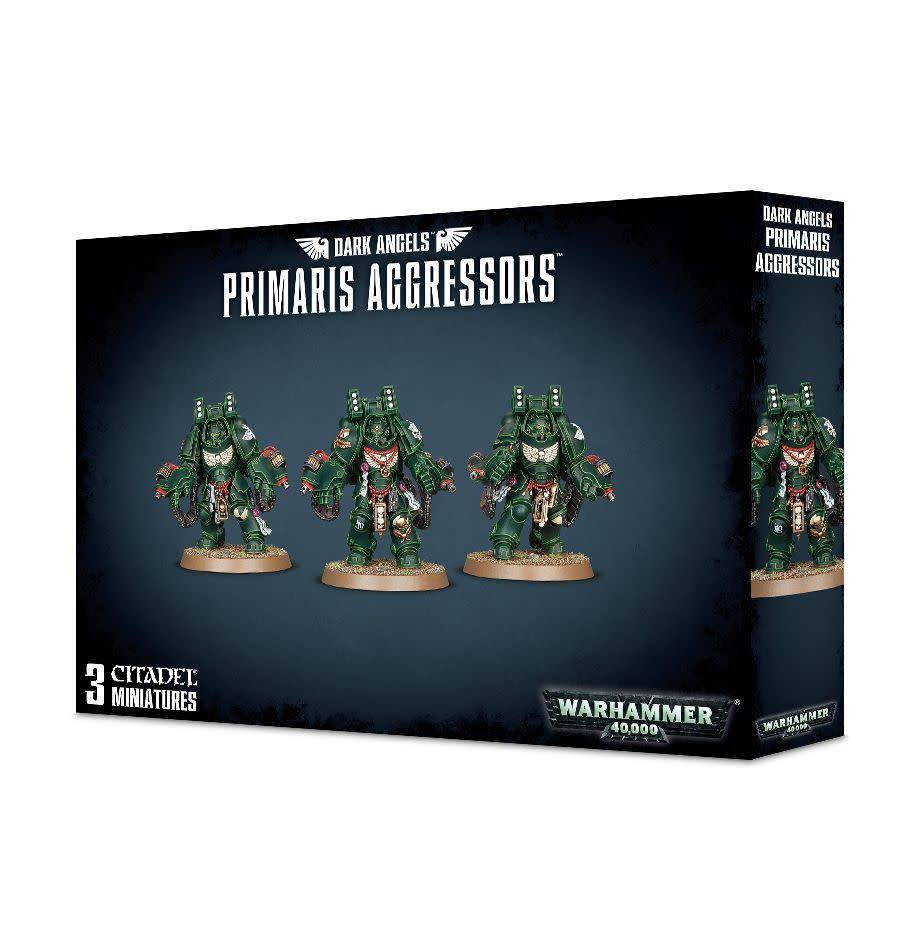 Games Workshop Dark Angels Primaris Aggressors