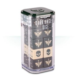 Games Workshop Dark Angels Dice