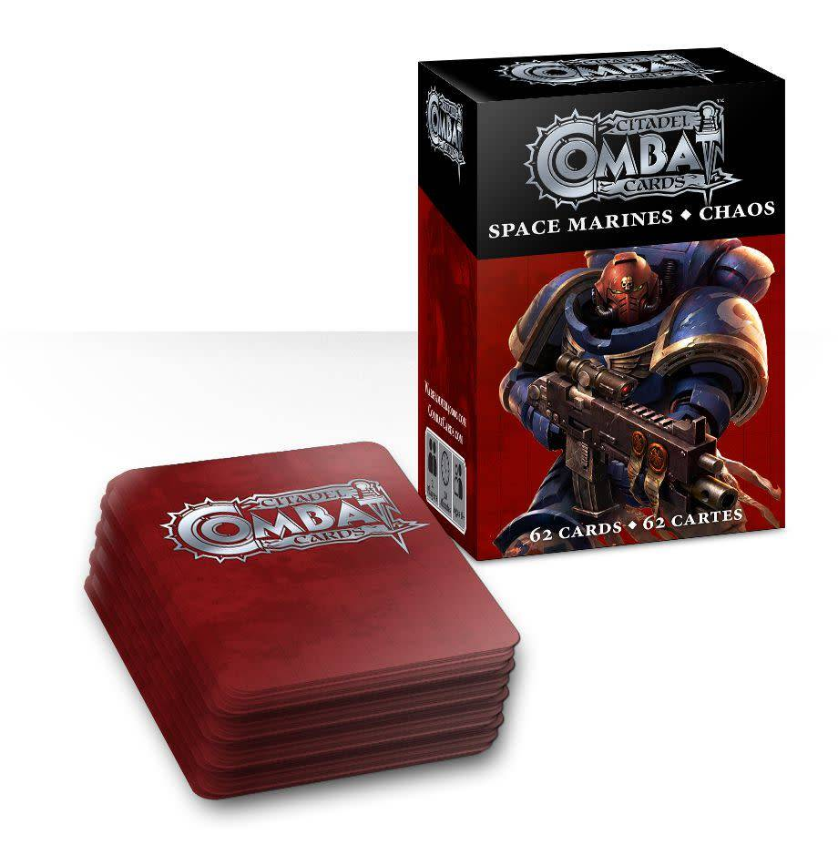 Games Workshop Citadel Combat Cards