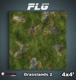 FLG Mats: Grasslands 2 4x4'