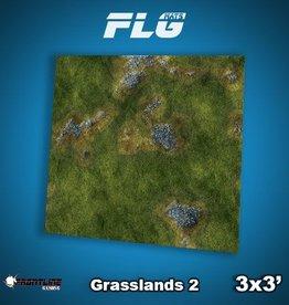 FLG Mats: Grasslands 2 3x3'