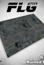Frontline Gaming FLG Mats: Ruined City 6x4'