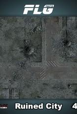 FLG Mats: Ruined City 4x4'