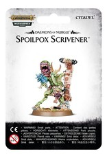 Games Workshop Spoilpox Scrivener