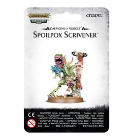 Games Workshop Spoilpox Scrivener