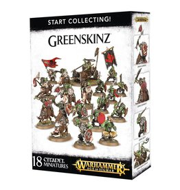 Games Workshop Start Collecting! Greenskinz